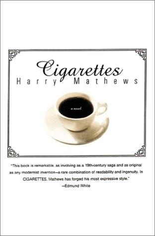 Okładka książki Cigarettes