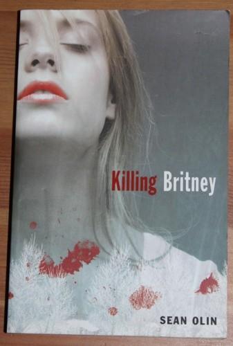 Okładka książki Killing Britney