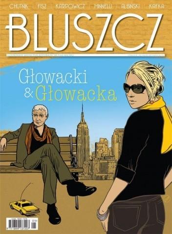 Okładka książki Bluszcz, nr 5 (44) / maj 2012
