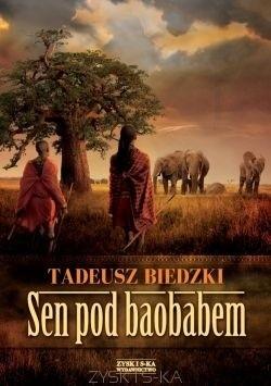 Okładka książki Sen pod baobabem