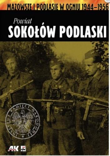 Okładka książki Powiat Sokołów Podlaski