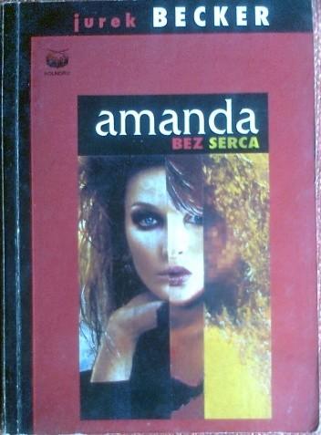 Okładka książki Amanda bez serca