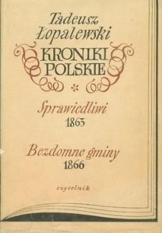 Okładka książki Kroniki polskie