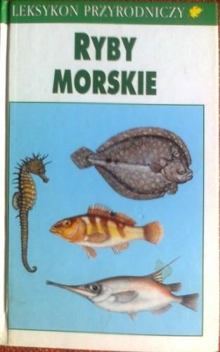 Okładka książki Ryby morskie