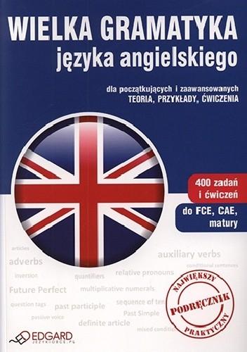 Okładka książki Wielka gramatyka języka angielskiego