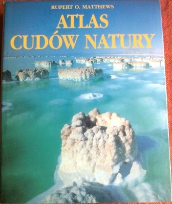 Okładka książki Atlas cudów natury