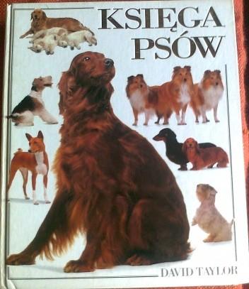Okładka książki Księga psów