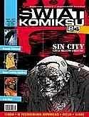 Okładka książki Świat Komiksu #27 (kwiecień 2002)