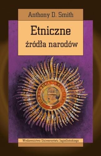 Okładka książki Etniczne źródła narodów