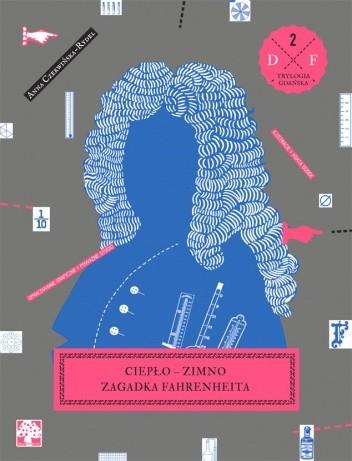Okładka książki Ciepło-zimno. Zagadka Farenheita