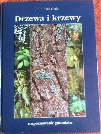 Okładka książki Drzewa i krzewy. Rozpoznawanie gatunków