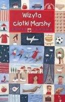 Okładka książki Wizyta ciotki Marshy
