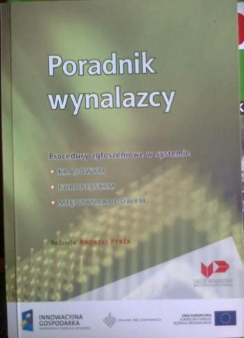 Okładka książki Poradnik wynalazcy