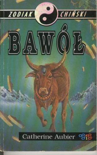 Okładka książki Zodiak chiński. Bawół