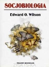 Okładka książki Socjobiologia