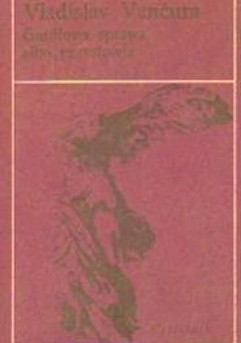 Okładka książki Gardłowa sprawa albo przysłowia