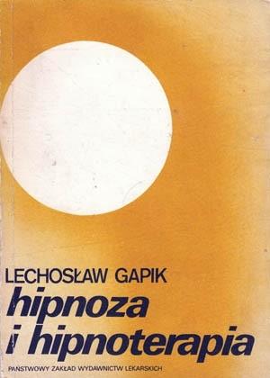 Okładka książki Hipnoza i hipnoterapia