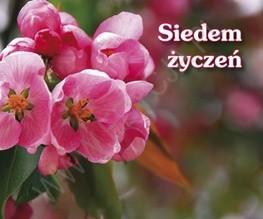 Okładka książki Siedem życzeń. Perełka 26