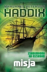 Okładka książki Misja