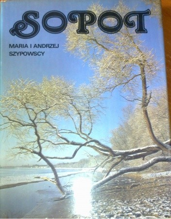 Okładka książki Sopot