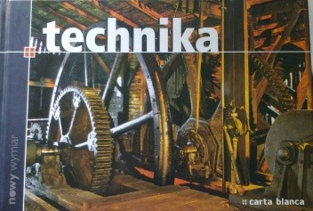 Okładka książki Technika