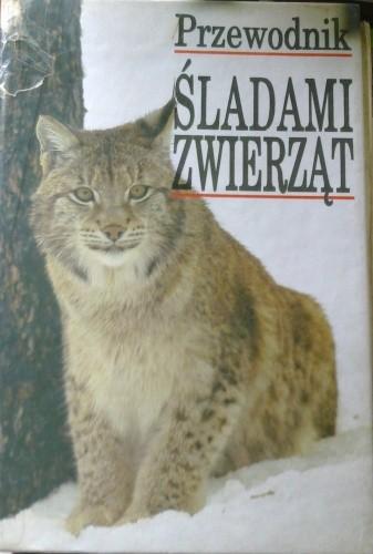 Okładka książki Śladami zwierząt