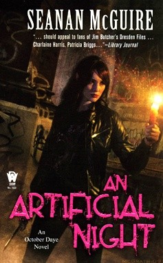Okładka książki An Artificial Night