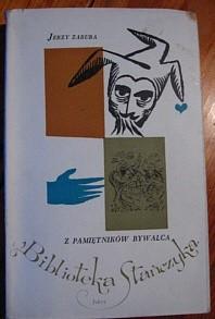 Okładka książki Z pamiętników bywalca