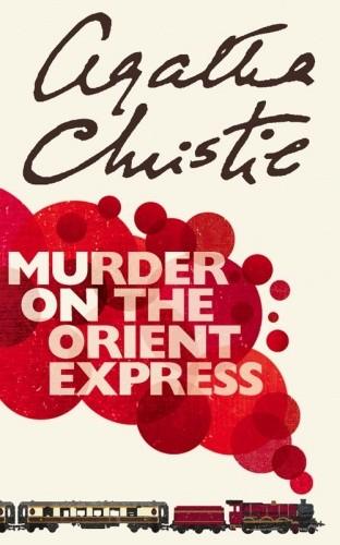 Okładka książki Murder On The Orient Express