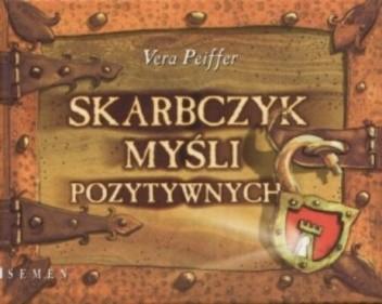 Okładka książki Skarbczyk myśli pozytywnych