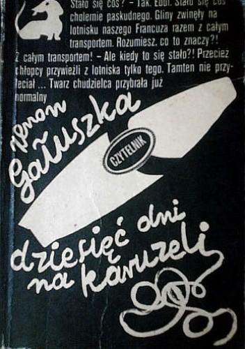 Okładka książki Dziesięć Dni na Karuzeli