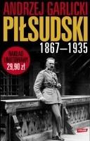 Okładka książki Józef Piłsudski 1867-1935