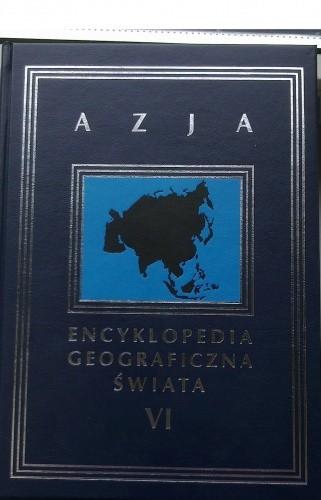 Okładka książki Azja