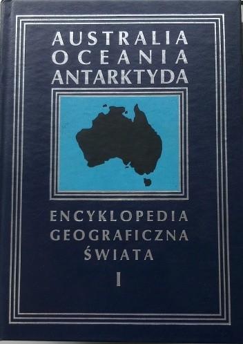 Okładka książki Australia, Oceania, Antarktyda