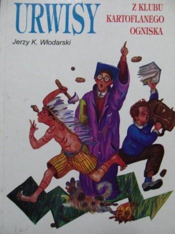 Okładka książki Urwisy z klubu kartoflanego ogniska
