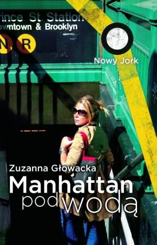 Okładka książki Manhattan pod wodą