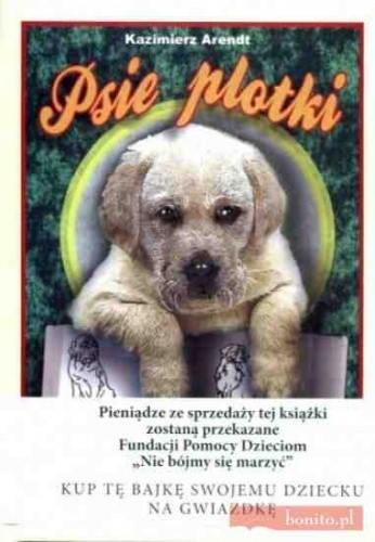 Okładka książki Psie plotki