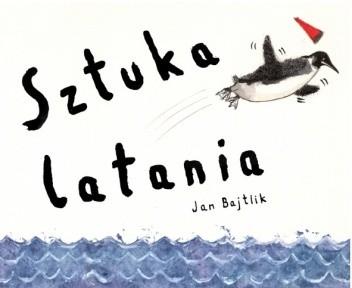 Okładka książki Sztuka latania