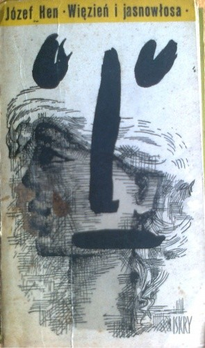 Okładka książki Więzień i jasnowłosa