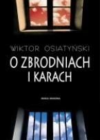 Okładka książki O zbrodniach i karach