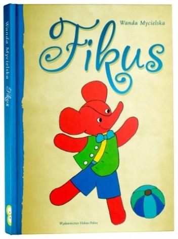Okładka książki Fikus