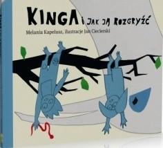 Okładka książki Kinga i jak ją rozgryźć