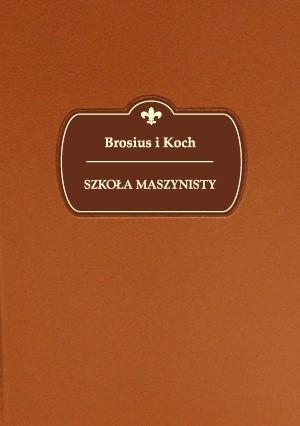 Okładka książki Szkoła maszynisty