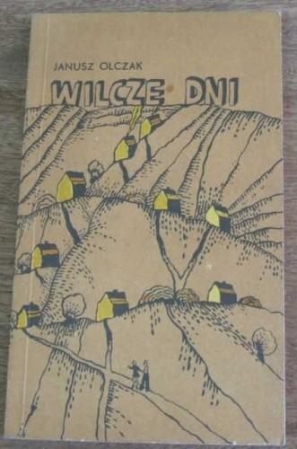 Okładka książki Wilcze dni