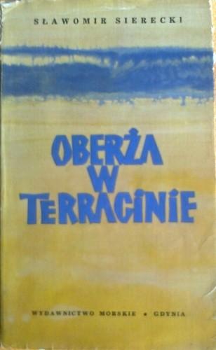 Okładka książki Oberża w Terracinie