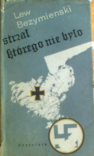 Okładka książki Strzał, którego nie było