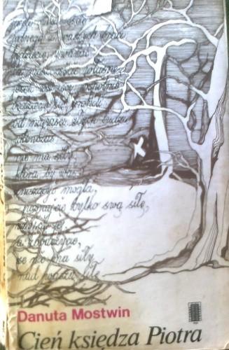 Okładka książki Cień księdza Piotra