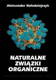 Okładka książki Naturalne związki organiczne