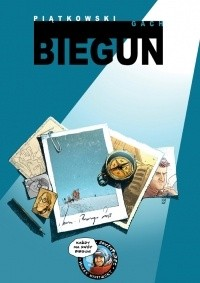 Okładka książki Biegun