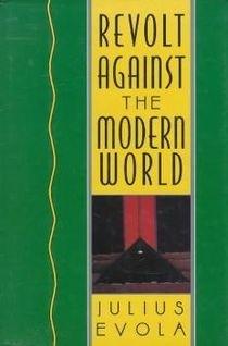 Okładka książki Revolt Against the Modern World